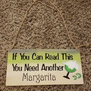 🔥4/$25 Margarita Sign